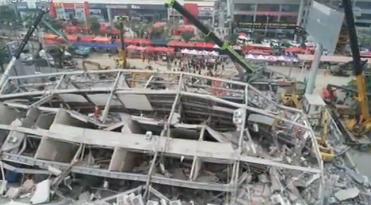泉州酒店坍塌29死:酒店步步违法 把关部门层层失守