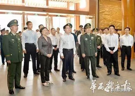 邓小平之孙低调当书记:邓家唯一从政第三代
